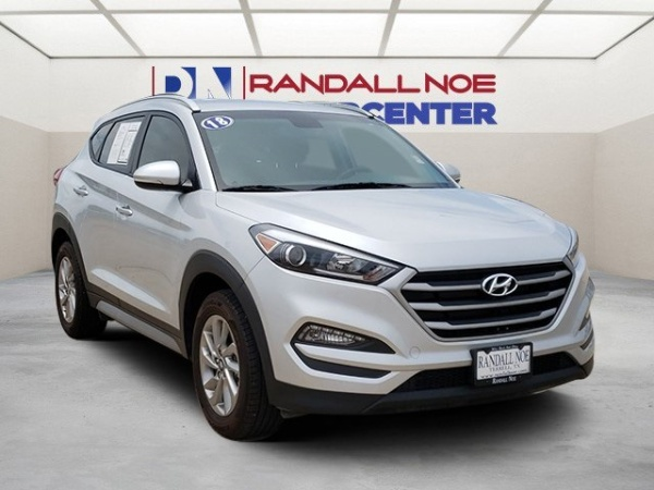 2018 Hyundai Tucson in Terrell, TX