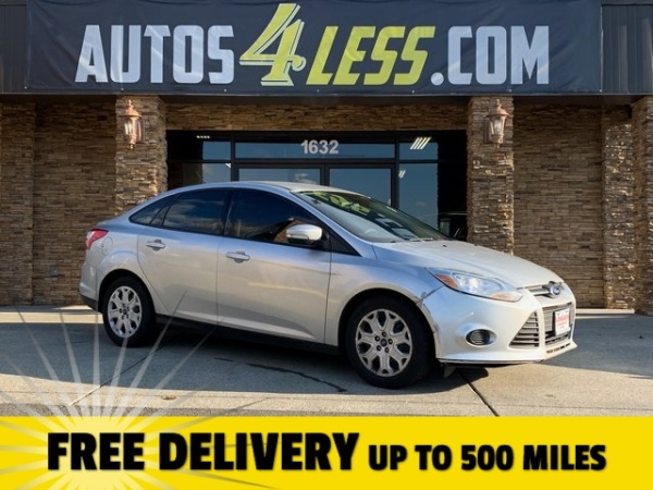 2013 Ford Focus in Puyallup, WA