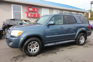 Used 2005 Toyota Sequoia Limited RWD For Sale In Puyallup, WA