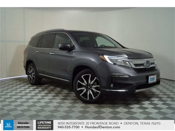 2020 Honda Pilot in Denton, TX