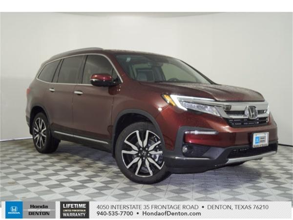 2020 Honda Pilot in Denton, TX