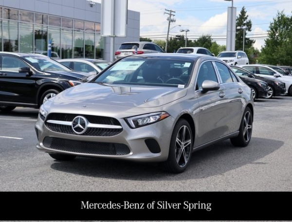 Mercedes Benz Of Silver Spring >> 2019 Mercedes Benz A Class A 220 4matic For Sale In Silver