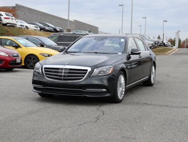 2020 Mercedes-Benz S-Class in Silver Spring, MD