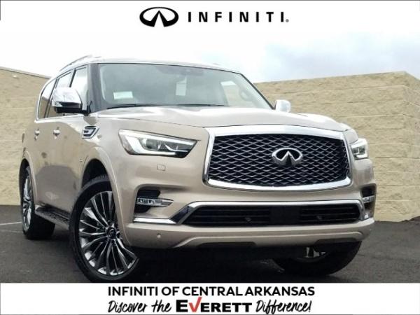 4cc7ea0db86 2019 INFINITI QX80 LUXE AWD For Sale in Benton, AR | TrueCar