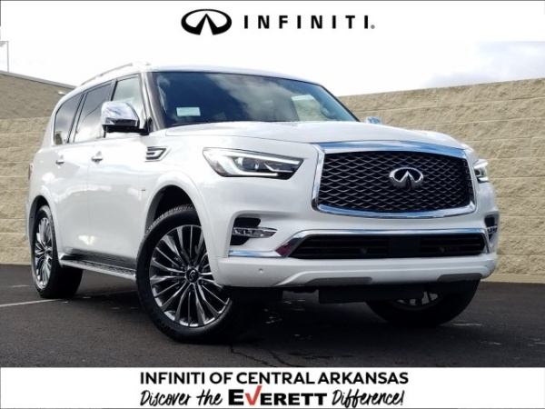 New 2019 Infiniti Qx80 For Sale At Central Valley Automotive Vin