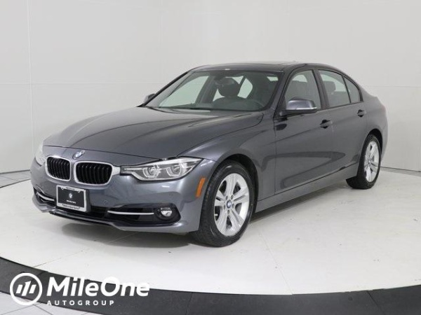 2016 BMW 3 Series in Silver Spring, MD