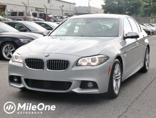 Used 2016 BMW 5 Series 528i Sedan For Sale In Silver Spring MD
