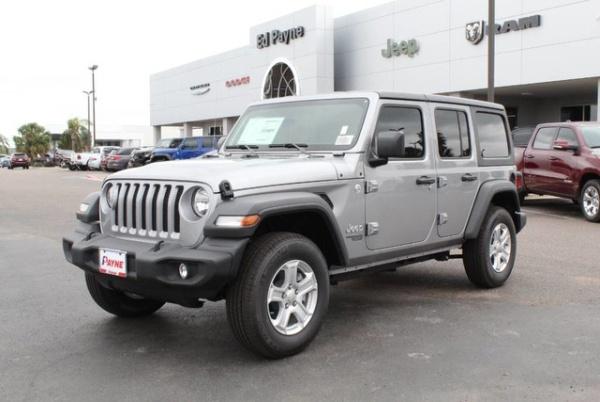 2020 Jeep Wrangler in Weslaco, TX
