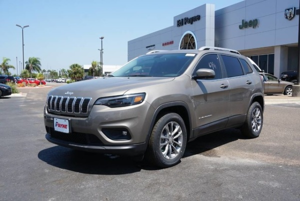 2020 Jeep Cherokee in Weslaco, TX