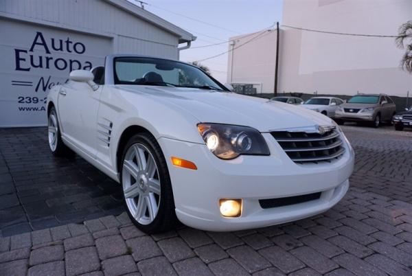2006 Chrysler Crossfire in Naples, FL