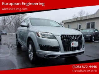 Used Audi Q7s for Sale in New London, CT | TrueCar