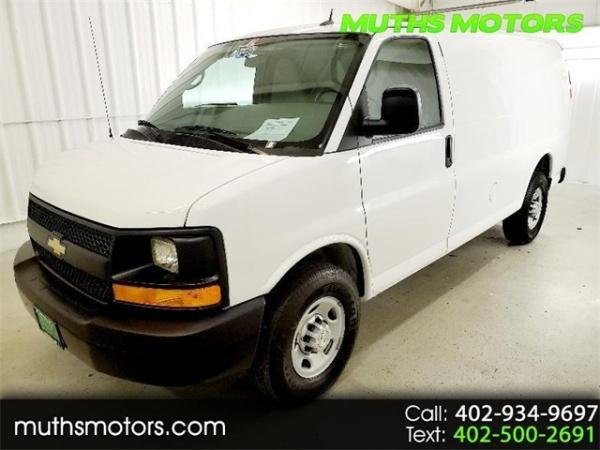 2015 Chevrolet Express Cargo Van in Omaha, NE