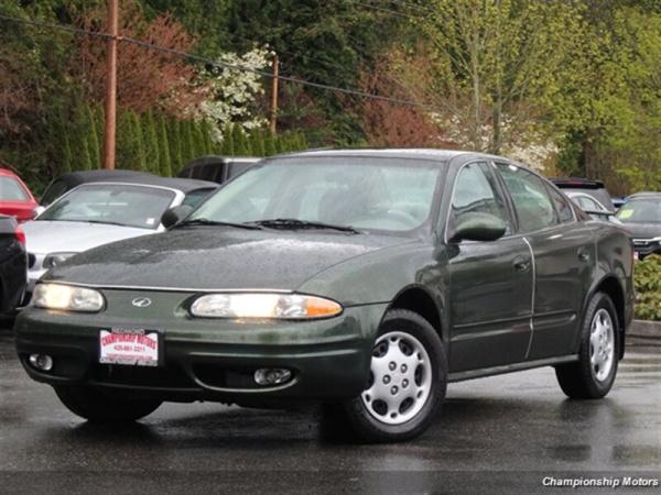 2000 Oldsmobile Alero in Redmond, WA