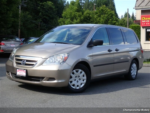 2006 Honda Odyssey Reviews, Ratings, Prices - Consumer Reports
