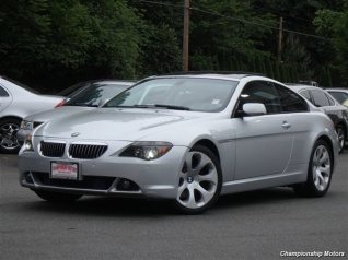 2005 Bmw 6 Series 645ci Coupe For In Redmond Wa