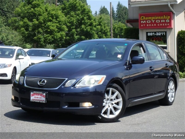 2006 Lexus GS Reliability - Consumer Reports