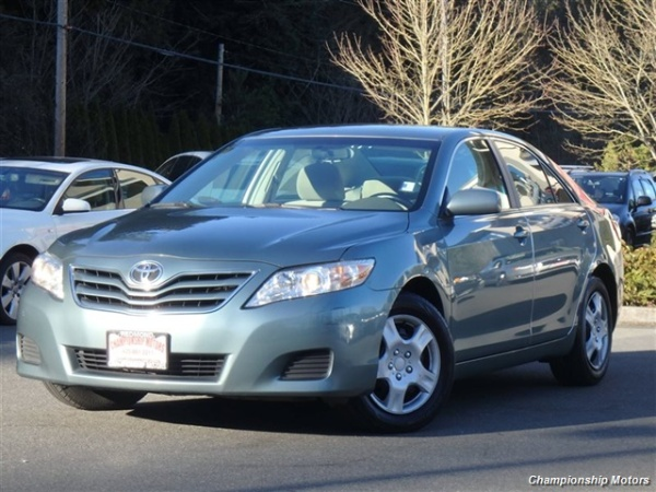 2010 Toyota Camry Reviews, Ratings, Prices - Consumer Reports