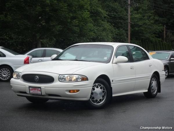 2001 Buick LeSabre in Redmond, WA