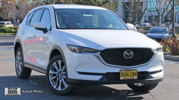 2020 Mazda CX-5 in Concord, CA