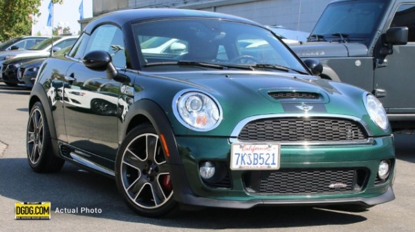 2014 MINI Coupe John Cooper Works