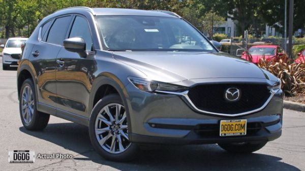 2020 Mazda CX-5 in Concord, CA