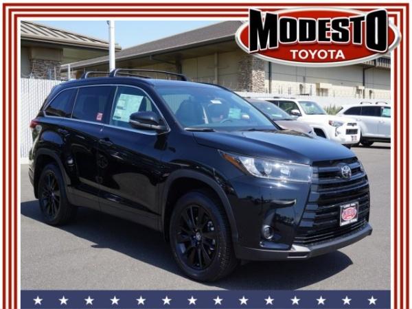 2019 Toyota Highlander in Modesto, CA
