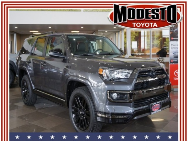 2020 Toyota 4Runner in Modesto, CA