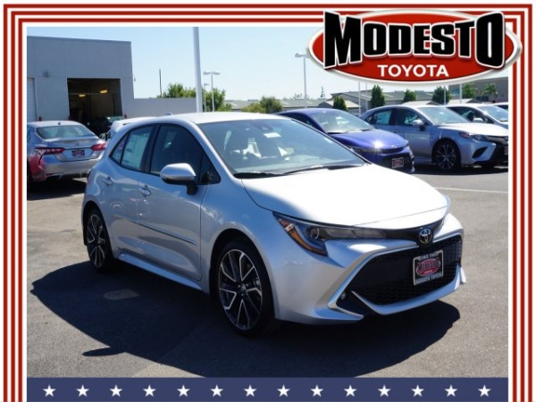 2019 Toyota Corolla Hatchback in Modesto, CA