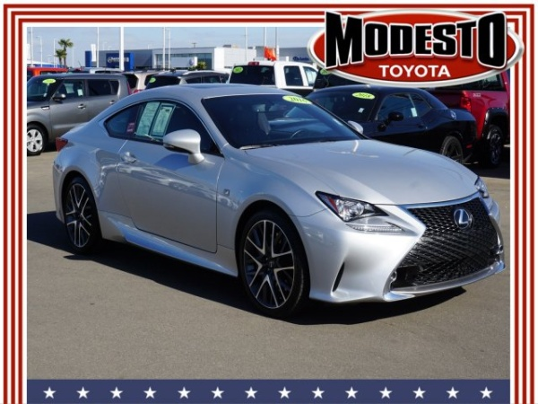 2016 Lexus RC 350 Base