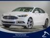 2017 Ford Fusion Titanium FWD for Sale in Chicago, IL