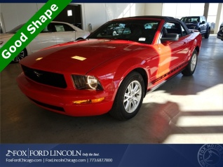 2007 Ford Mustang Deluxe Convertible For Sale In Chicago IL