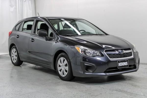 2012 Subaru Impreza in Arlington, VA