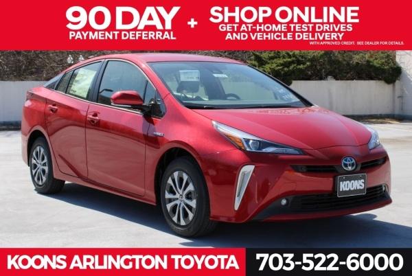 2020 Toyota Prius in Arlington, VA