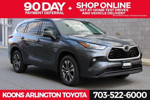 2020 Toyota Highlander in Arlington, VA