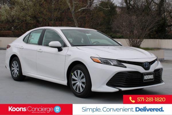 2020 Toyota Camry in Arlington, VA