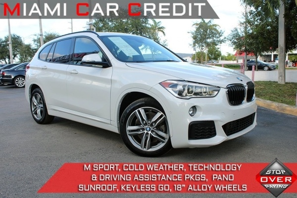 2016 BMW X1 in Miami Gardens, FL