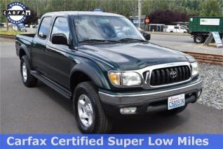 Used 2001 Toyota Tacomas for Sale | TrueCar