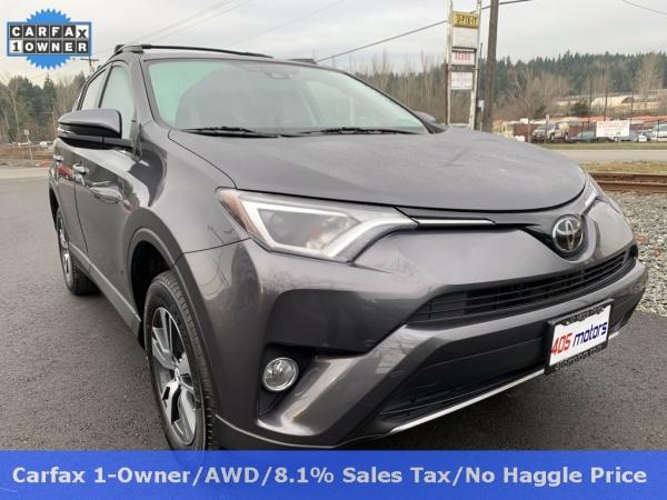2017 Toyota RAV4 in Woodinville, WA