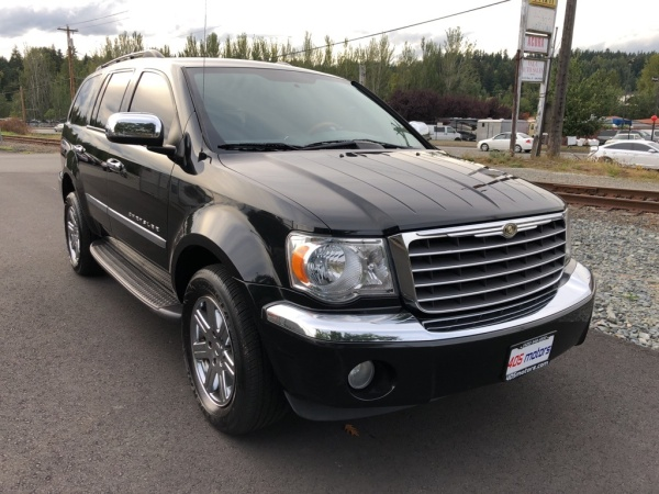 used chrysler aspen for sale in tacoma  wa