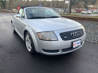 Used Audi Tt For Sale Search 231 Used Tt Listings Truecar