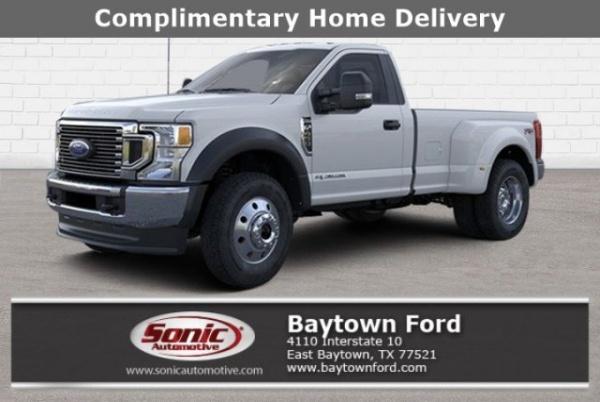 2020 Ford Super Duty F-450 in Baytown, TX