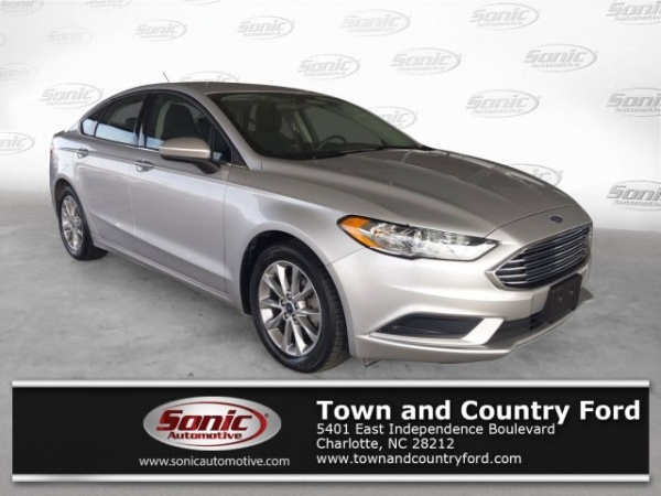 2017 Ford Fusion in Charlotte, NC
