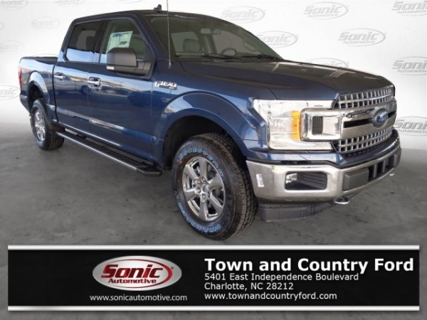 2020 Ford F-150 in Charlotte, NC