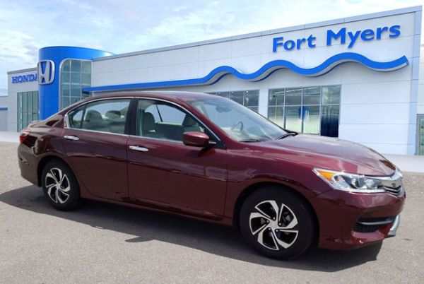 2017 Honda Accord in Fort Myers, FL