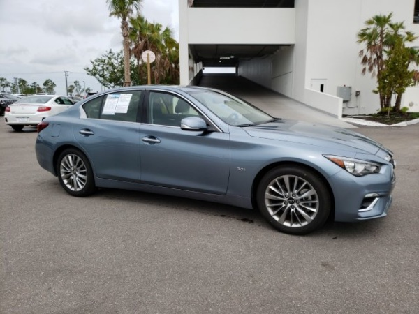 2020 INFINITI Q50 in Fort Myers, FL