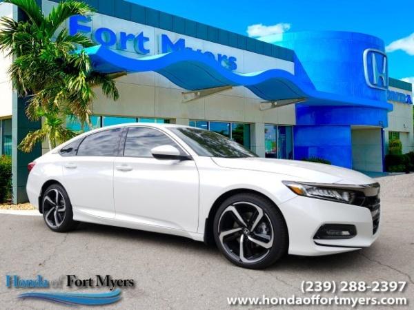 2019 Honda Accord in Fort Myers, FL