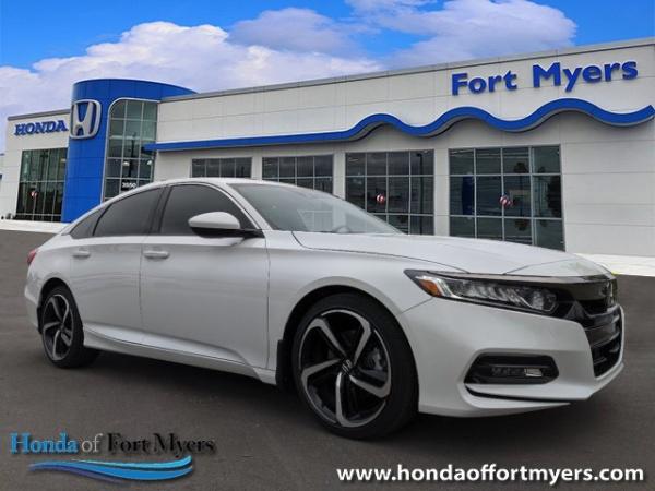2020 Honda Accord in Fort Myers, FL