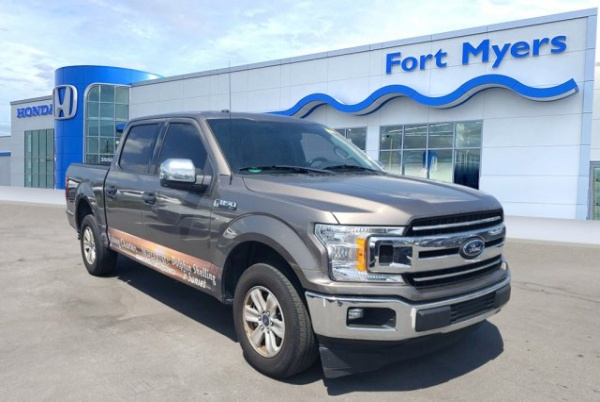 2018 Ford F-150 in Fort Myers, FL