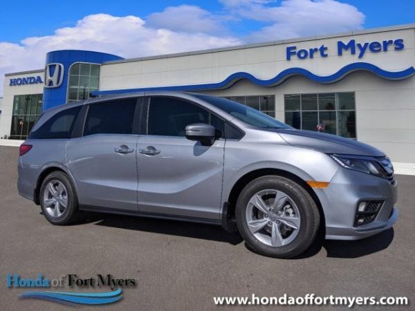 2020 Honda Odyssey in Fort Myers, FL