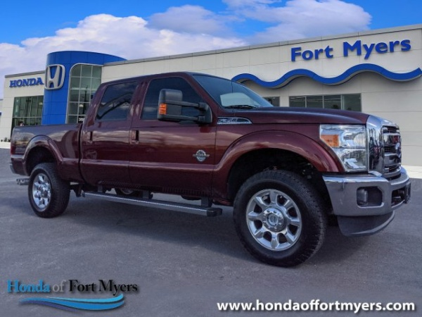 2016 Ford Super Duty F-350 in Fort Myers, FL